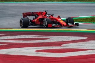 Fotos Sebastian Vettel F1 2019 Foto 6