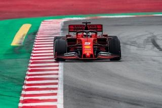 Fotos Sebastian Vettel F1 2019 Foto 7