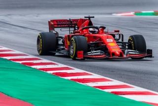 Fotos Sebastian Vettel F1 2019 Foto 8