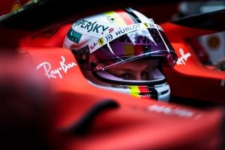 Fotos Sebastian Vettel F1 2019 Foto 1