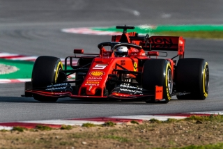 Fotos Sebastian Vettel F1 2019 Foto 11