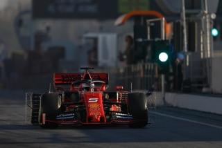 Fotos Sebastian Vettel F1 2019 Foto 13