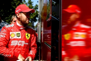 Fotos Sebastian Vettel F1 2019 Foto 16