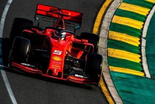 Fotos Sebastian Vettel F1 2019 Foto 20