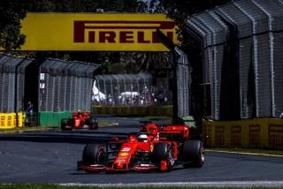 Fotos Sebastian Vettel F1 2019 Foto 21