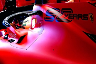 Fotos Sebastian Vettel F1 2019 Foto 22