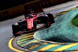 Fotos Sebastian Vettel F1 2019 Foto 24