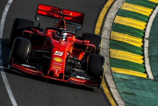 Fotos Sebastian Vettel F1 2019 Foto 25