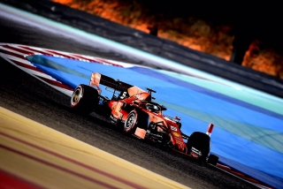 Fotos Sebastian Vettel F1 2019 Foto 30