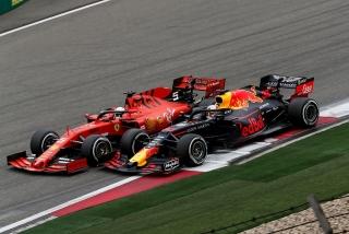 Fotos Sebastian Vettel F1 2019 Foto 33