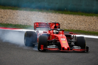 Fotos Sebastian Vettel F1 2019 Foto 34