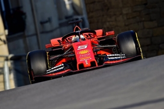 Fotos Sebastian Vettel F1 2019 Foto 36