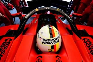 Fotos Sebastian Vettel F1 2019 Foto 37