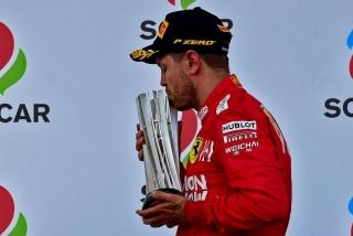 Fotos Sebastian Vettel F1 2019 Foto 38