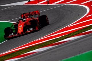 Fotos Sebastian Vettel F1 2019 Foto 41