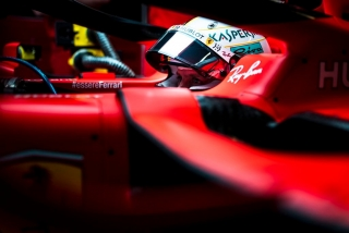 Fotos Sebastian Vettel F1 2019 Foto 42