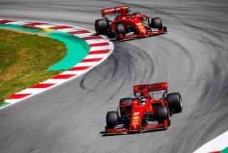 Fotos Sebastian Vettel F1 2019 Foto 43
