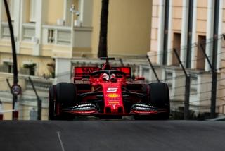 Fotos Sebastian Vettel F1 2019 Foto 45