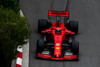Fotos Sebastian Vettel F1 2019 Foto 46