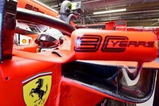 Fotos Sebastian Vettel F1 2019 Foto 53