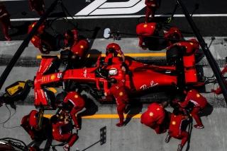 Fotos Sebastian Vettel F1 2019 Foto 57