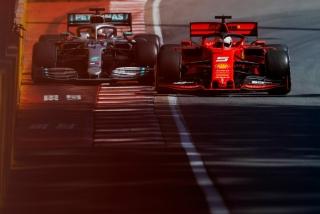 Fotos Sebastian Vettel F1 2019 Foto 58