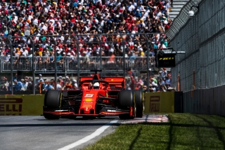 Fotos Sebastian Vettel F1 2019 Foto 60