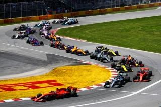 Fotos Sebastian Vettel F1 2019 Foto 61