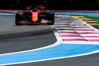Fotos Sebastian Vettel F1 2019 Foto 64
