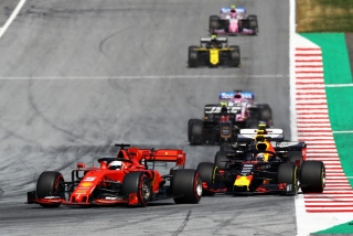 Fotos Sebastian Vettel F1 2019 Foto 69
