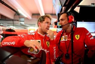 Fotos Sebastian Vettel F1 2019 Foto 72