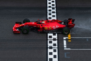 Fotos Sebastian Vettel F1 2019 Foto 75