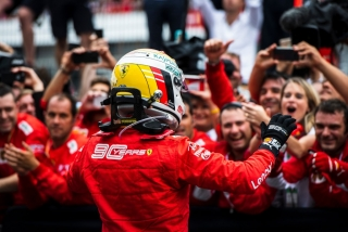 Fotos Sebastian Vettel F1 2019 Foto 76