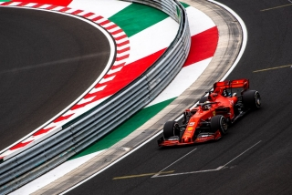 Fotos Sebastian Vettel F1 2019 Foto 78