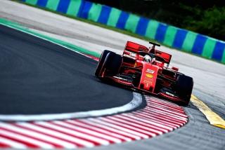 Fotos Sebastian Vettel F1 2019 Foto 79