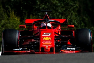 Fotos Sebastian Vettel F1 2019 Foto 82