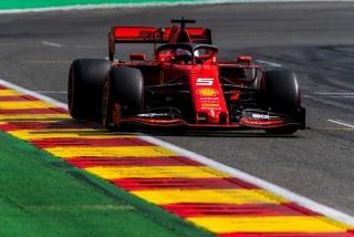 Fotos Sebastian Vettel F1 2019 Foto 86