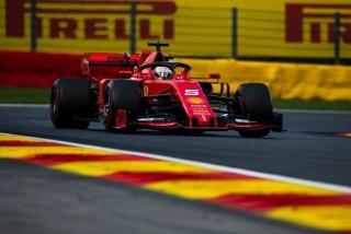 Fotos Sebastian Vettel F1 2019 Foto 87