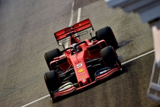 Fotos Sebastian Vettel F1 2019 Foto 88