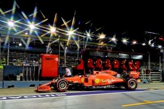 Fotos Sebastian Vettel F1 2019 Foto 91