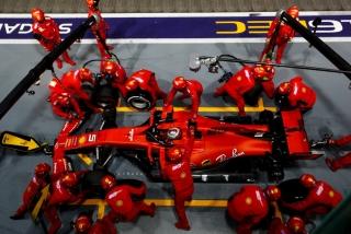 Fotos Sebastian Vettel F1 2019 Foto 92