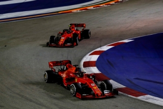 Fotos Sebastian Vettel F1 2019 Foto 93
