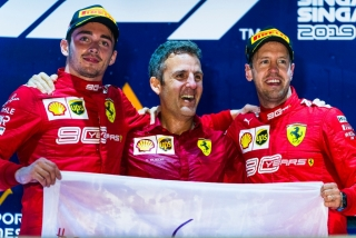 Fotos Sebastian Vettel F1 2019 Foto 94