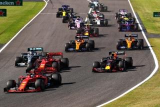 Fotos Sebastian Vettel F1 2019 Foto 99