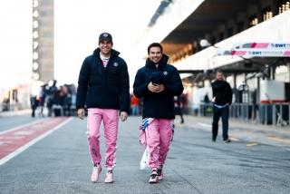 Fotos de la semana 1 de test F1 2020 en Barcelona - Foto 2