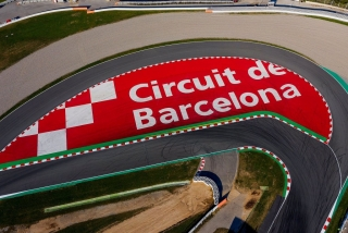 Fotos de la semana 1 de test F1 2020 en Barcelona