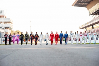 Fotos de la semana 1 de test F1 2020 en Barcelona - Foto 5