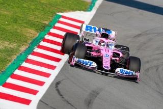 Fotos de la semana 1 de test F1 2020 en Barcelona Foto 9