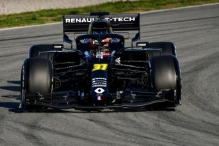Fotos de la semana 1 de test F1 2020 en Barcelona Foto 12