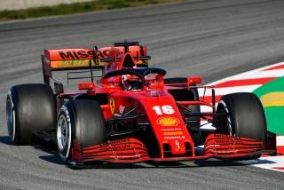 Fotos de la semana 1 de test F1 2020 en Barcelona Foto 13